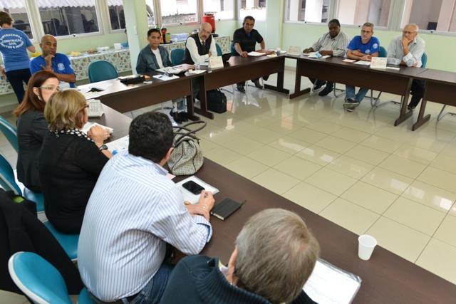 Sintracomos segue negociando com Empreiteiras que atuam na Usiminas