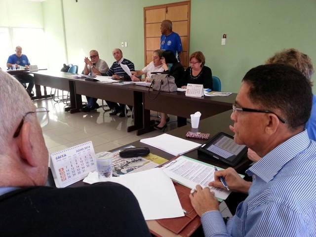 Sintracomos realiza  penúltima rodada de negociações  com empreiteiras da Usiminas