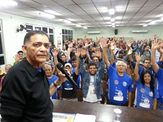 """Trabalhadores recusam proposta das empreiteiras da Usiminas e entram em  """"Estado de Greve"""""""