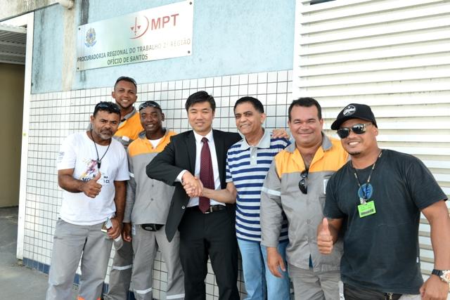 Sintracomos  conquista vitória para os trabalhadores da Tomé no Ministério Público do Trabalho