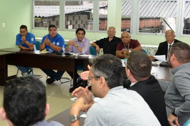 Sintracomos realiza reunião para garantir direitos dos trabalhadores