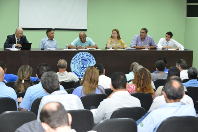 Sintracomos  realiza reunião decisiva com Patrões de Cubatão