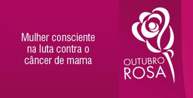 """Sintracomos mais  uma vez  na campanha do """"Outubro Rosa"""""""
