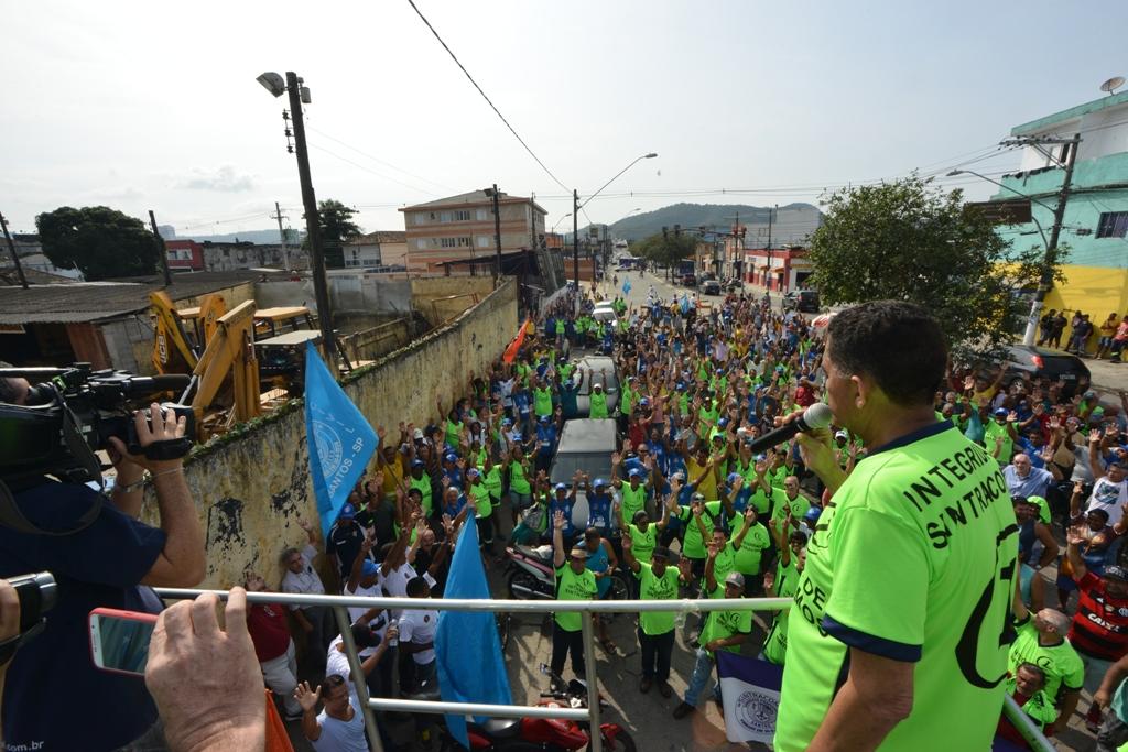 Continua greve na Codesavi