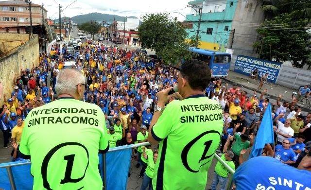 Pessoal da Codesavi  continua em greve