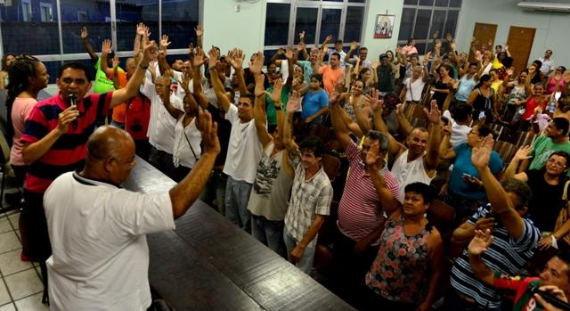 Encerrada greve de  oito dias na Cursan