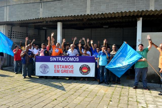 Em greve, 400 da Cursan protestarão, nesta quinta-feira, diante da prefeitura de Cubatão – SP