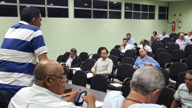 Sintracomos realiza 1ª rodada de negociações com Empresas do Polo de Cubatão