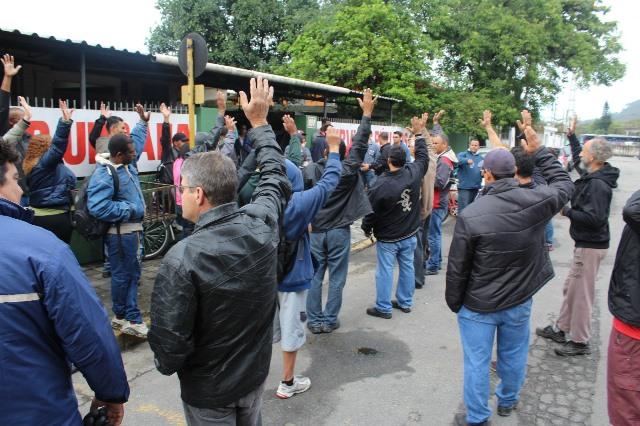 TRT julgará greve  da Cursan no dia 31
