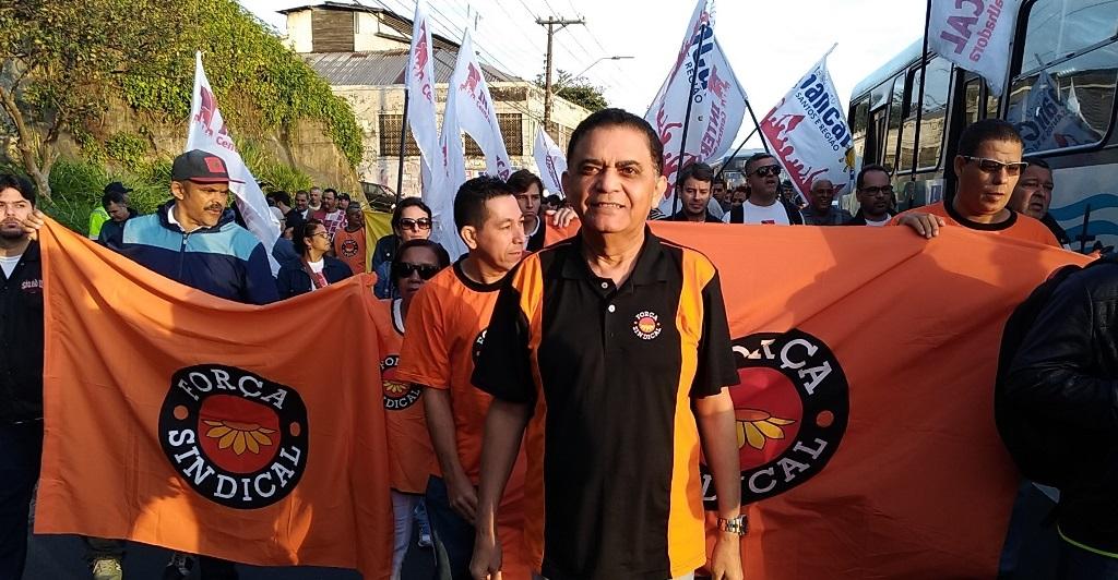 Manifestações em Santos 30/06