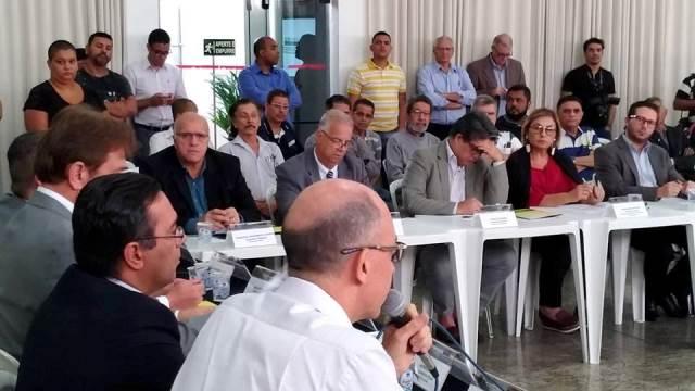 Condesb   se reúne com lideranças na ACIC