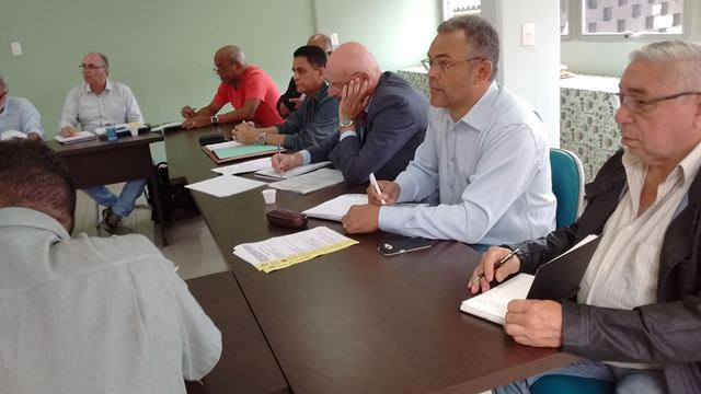 Acontece  no Sintracomos mais uma rodada de negociações da Campanha Salarial